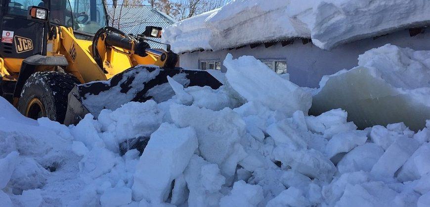 beylikdüzü kar temizleme