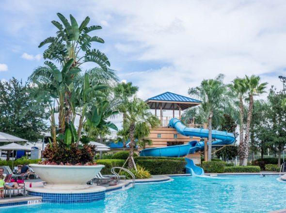 havuz park tasarım